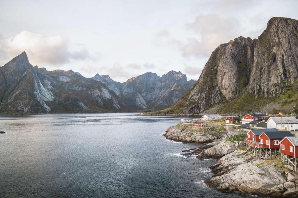 ophelie authier jrCBOkXK1jw unsplash 1024x683 - Norwegia: Tromso i Lofoty - wyprawa po zorzę polarną
