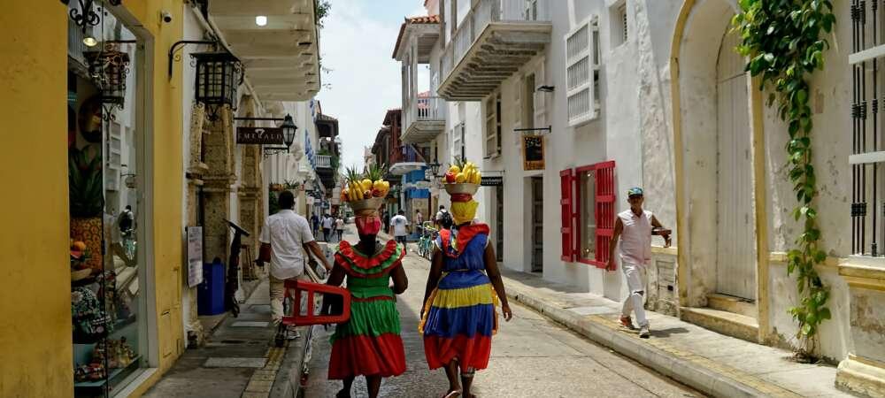 KOLUMBIA: Medellin, Cartagena, Bogota i Wyspy Różańcowe